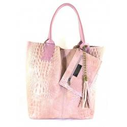 SHOPPING BAG PIEL I457