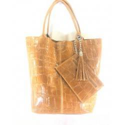 SHOPPING BAG PIEL I548