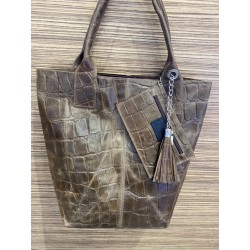 shopping bag piel i609