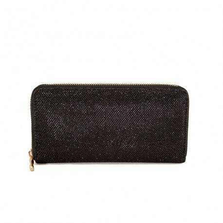 MONEDERO TELA BRILLO B15063